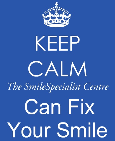 The SmileSpecialist Centre can Fix your Smile